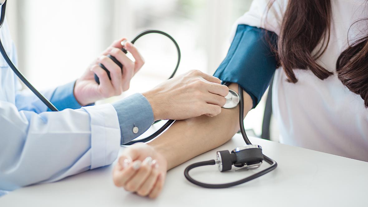 liječenje hipertenzije, stres