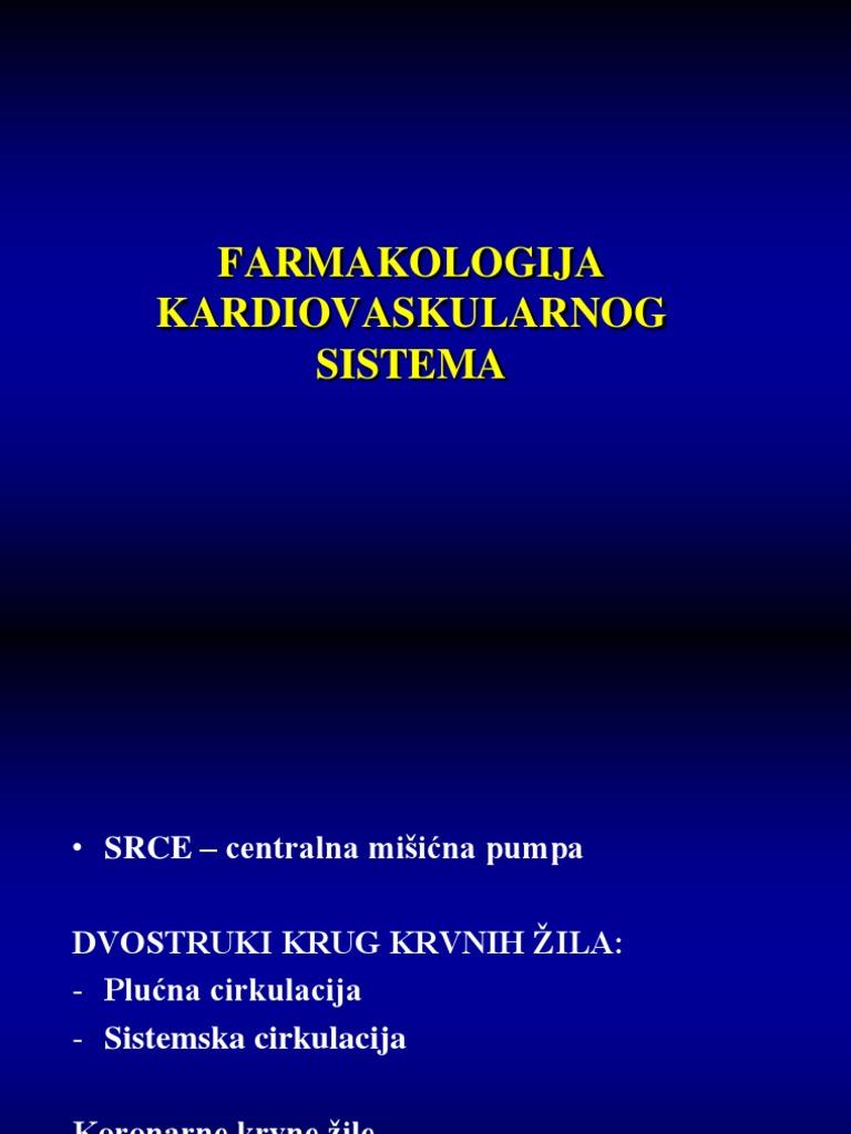 liječenje ishemične bolesti srca hipertenzija oboljenje angine pektoris)
