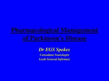 parkinson hipertenzija