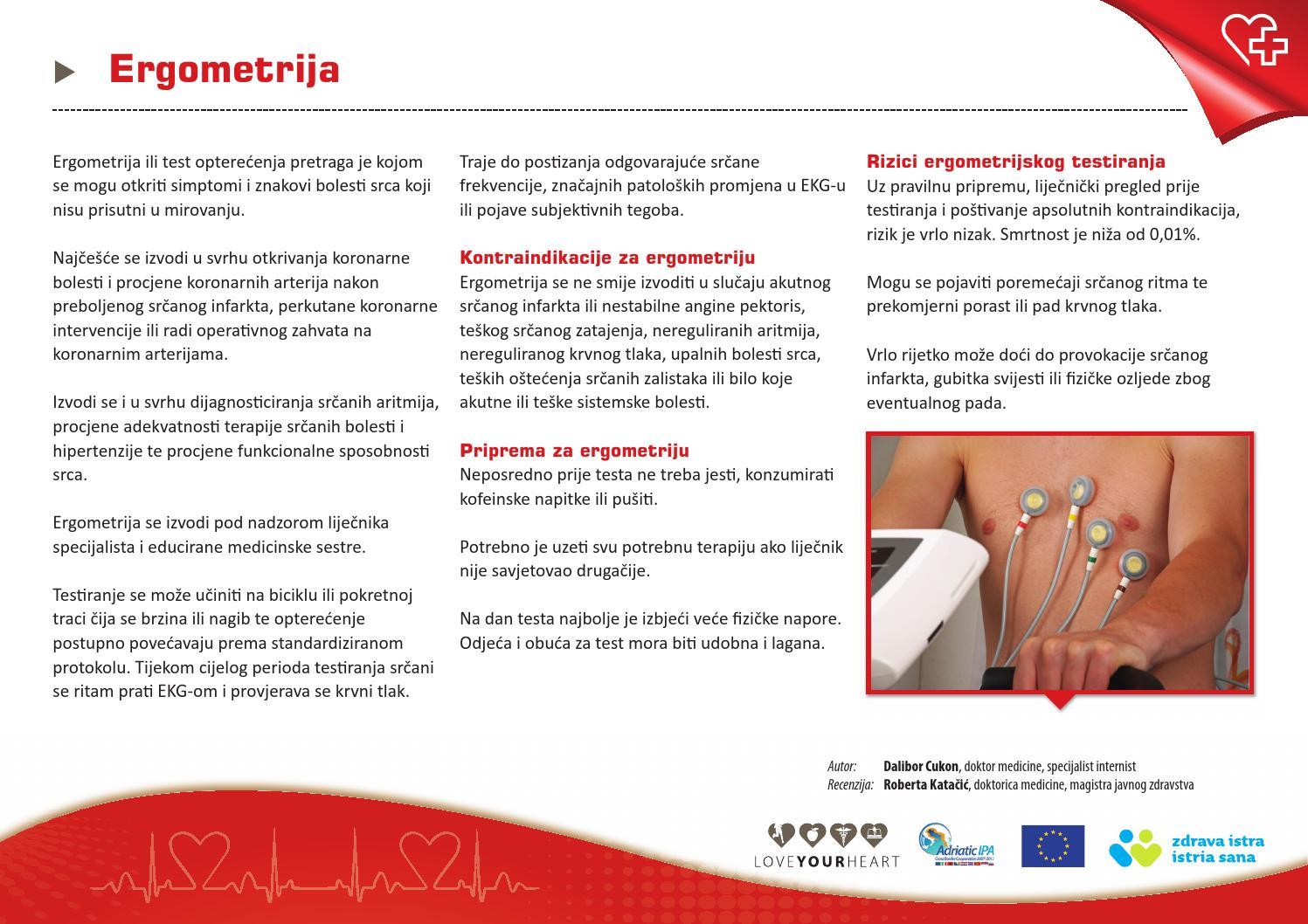 poremećaja srčanog ritma u hipertenzije