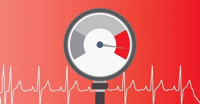 razlika između povišenog krvnog tlaka za hipertenziju