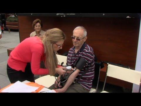 Visoki krvni tlak - Liječenje pregled uzroci alternativne metode