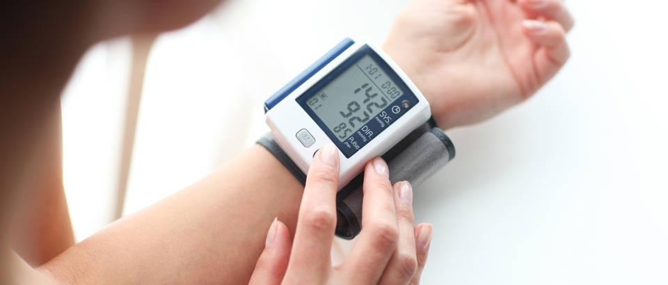Znate li koje su granice povišenog tlaka?
