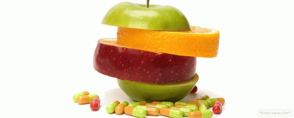 učinkovite dodatke prehrani za hipertenziju