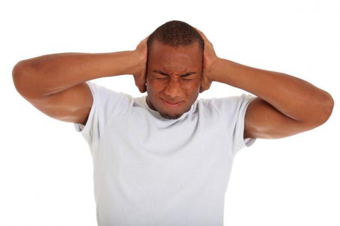 šum u uho hipertenzije