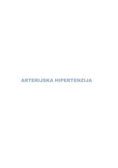 who preporuke hipertenzija)