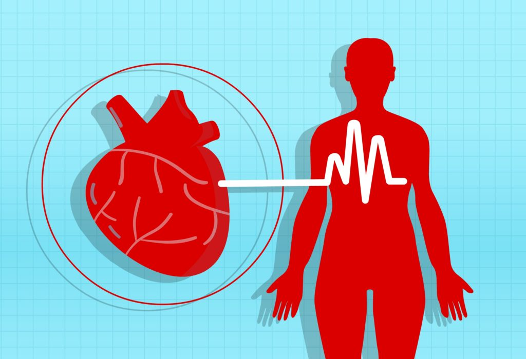 hipertenzija simptoma