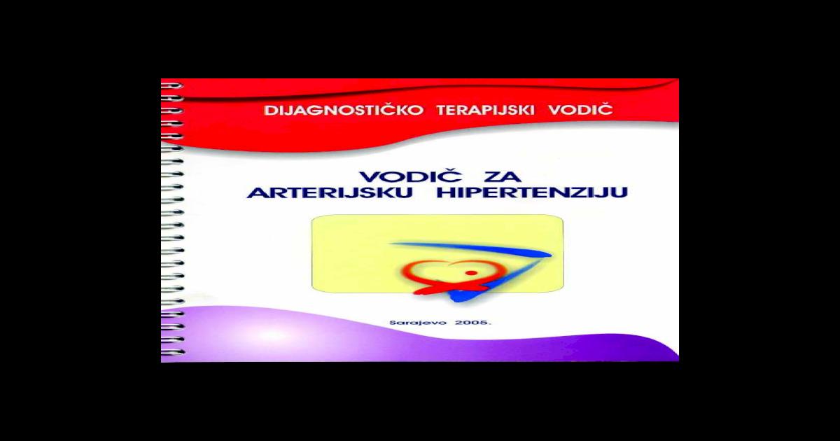 novi antihipertenzivni lijekovi za hipertenziju)