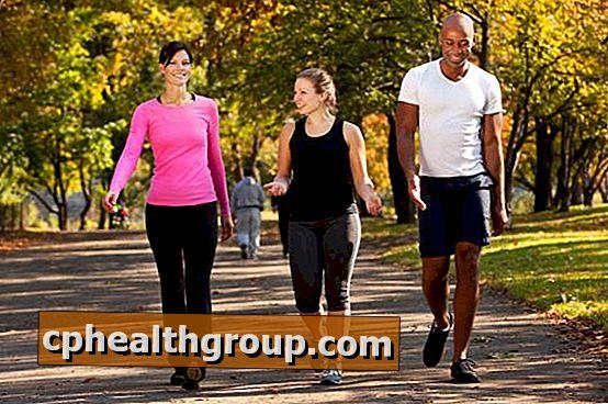 hodanje vježbe za hipertenziju)
