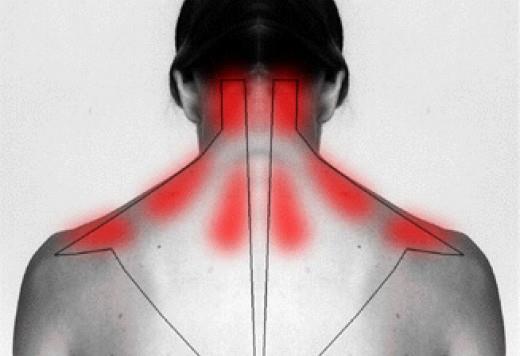 bol u lijevom ramenu i hipertenzije