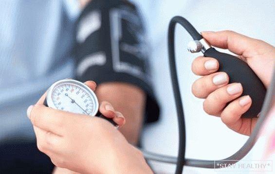 Izgubiti težinu s hipertenzijom, pulsiranje krvnih žila u hipertenziji