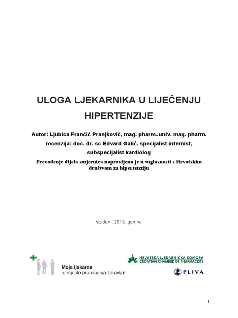 bradikardija, liječenje hipertenzije)