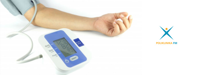 Što je krvni tlak?