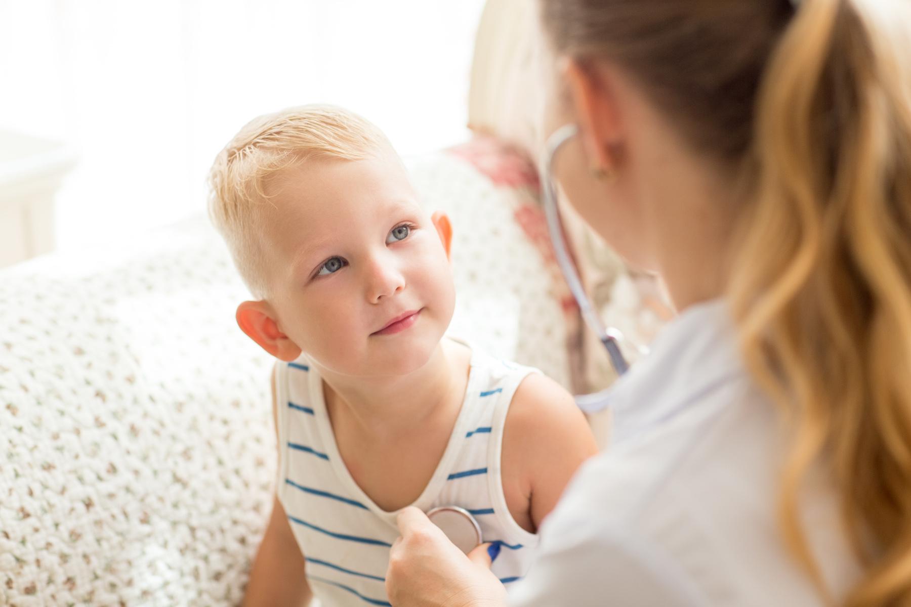 što je visoki krvni tlak kod djeteta