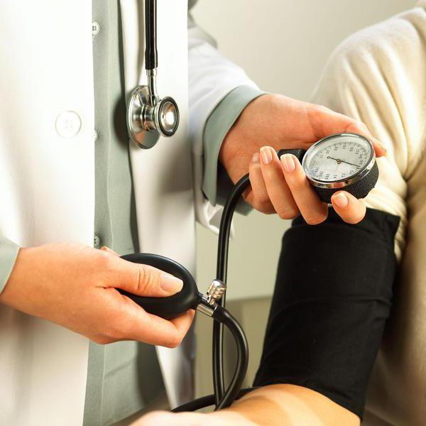učinak hipertenzije oka