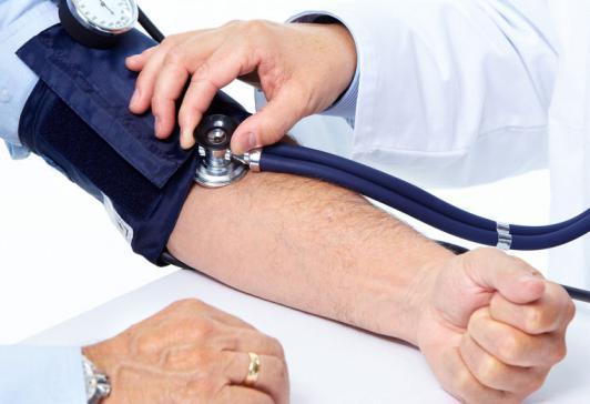 točke na ljudskom tijelu hipertenzije)