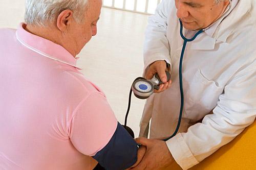 uzrokuje hipertenzija s bradikardije