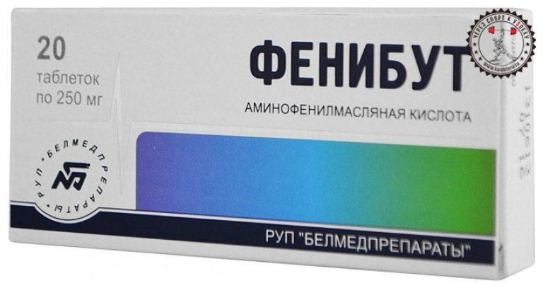 phenibut hipertenzija