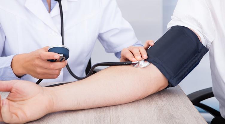 s 20 godina visokog krvnog tlaka