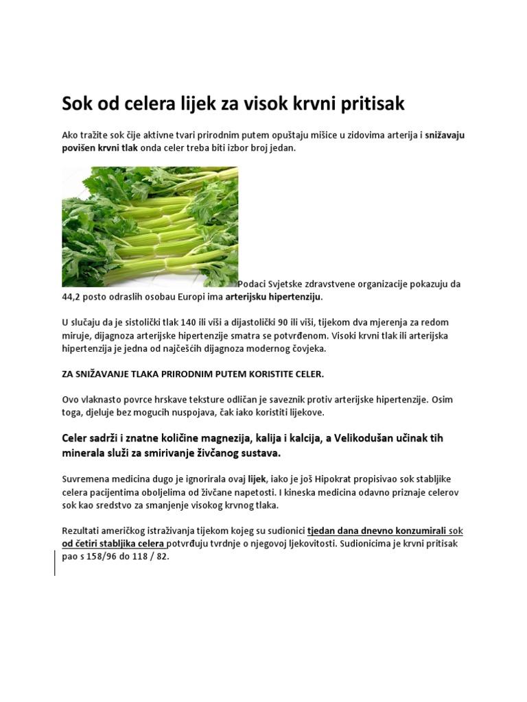 lijekovi protiv visokog krvnog tlaka)