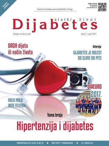 veza hipertenzije i dijabetesa