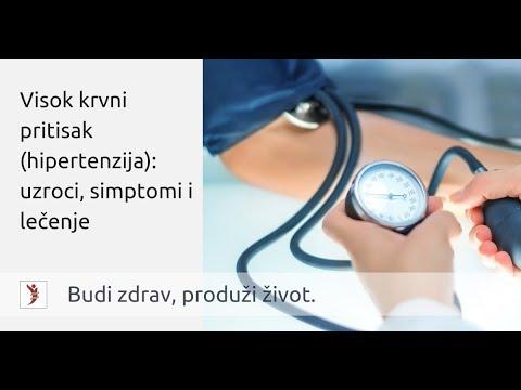 hipertenzija fazi razvoja