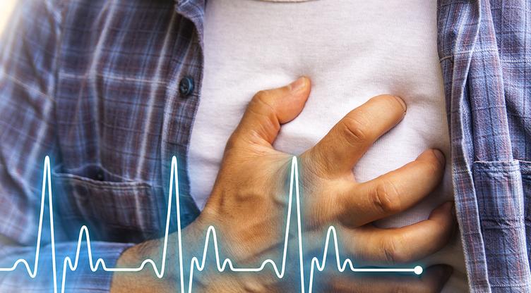 hipertenzija, srčani infarkt)