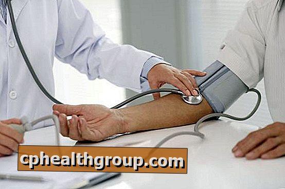 hipertenzija i niskog hemoglobina