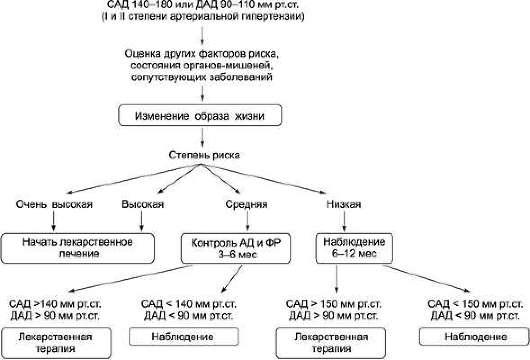 Hipertenzija 1 stupanj: mehanizam razvoja, dijagnoze i liječenja - Embolija
