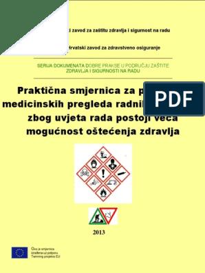 da li je moguće raditi s policijskom hipertenzije)