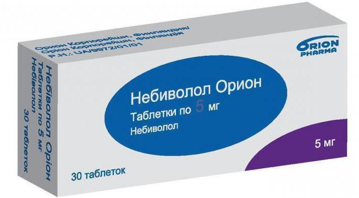Nebilet 5 mg tablete — Mediately Baza Lijekova