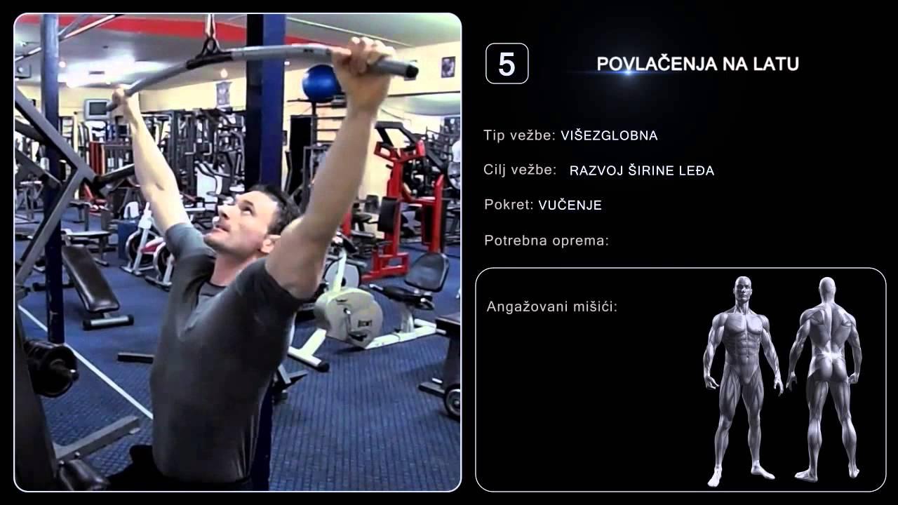 hipertenzija i trening u teretani)
