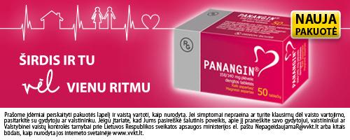 panangin hipertenzija)