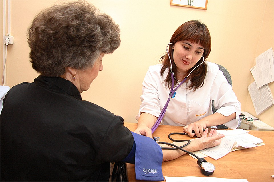 razgovor pacijenta o hipertenziji