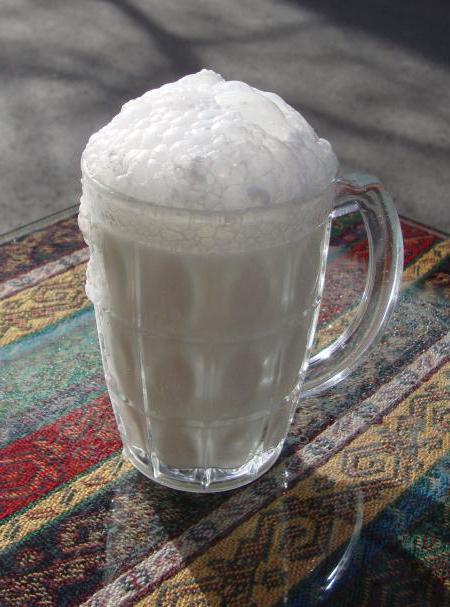 Kontraindikacije pića sa mliječnom bojom Šteta Tan i kontraindikacije